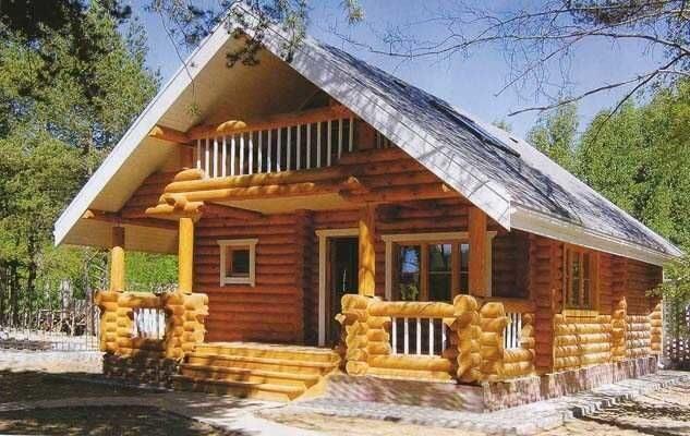 Строительство дачных домов в